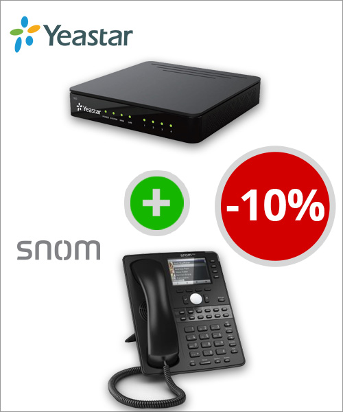Yeastar IP-PBX Bundles