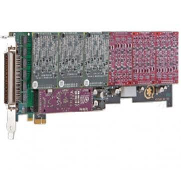 Digium AEX2400F 24 port base card analog PCIe (without modul