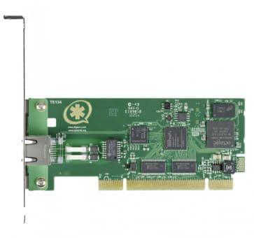 Digium TE134F single Span T1/E1/J1 PRI card PCI + HW EC