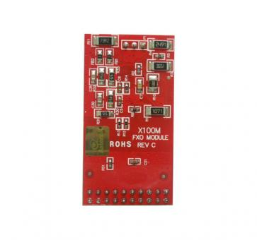 Digium 1X100MF FXO module