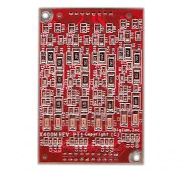 Digium 1X400MF Quad FXO module