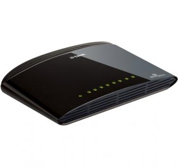 D-Link DES-1008D 8x 10/100Mbit Switch