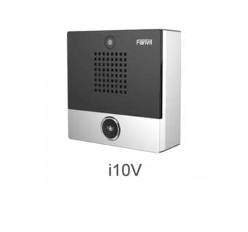 Fanvil i10V SIP video door phone Poe