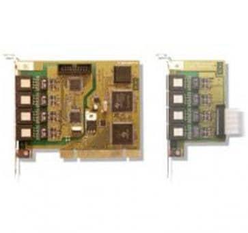 Gerdes PrimuX 8S0 ISDN Server-Controller, max. 8 basic connectors 2105