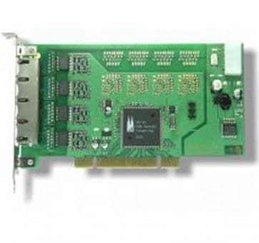 Gerdes PrimuX 4S0 ISDN Server-Controller, max. 4 basic connectors 2104