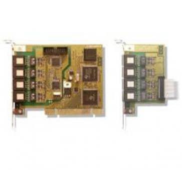 Gerdes PrimuX 8S0 ISDN Server-Controller 8 BRI 2305