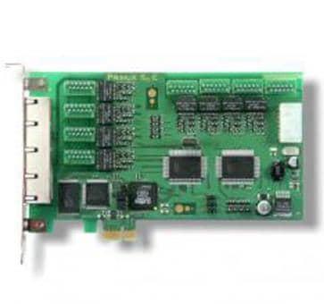 Gerdes PrimuX 4S0 E PCIe TE/NT Server Controller 2604