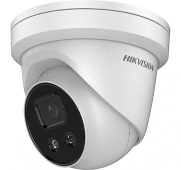Hikvision DS-2CD2346G1-I/SL Fixed Turret 4MP IR IP camera Easy-IP 4.0