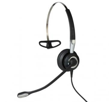 Jabra BIZ 2400 II Headset Mono USB MS 3in1 Bluetooth 2496-82