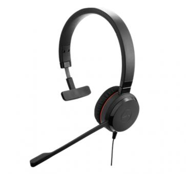 Jabra Evolve 30 II MS Mono Headset USB 3.5mm jack 5393-823-3