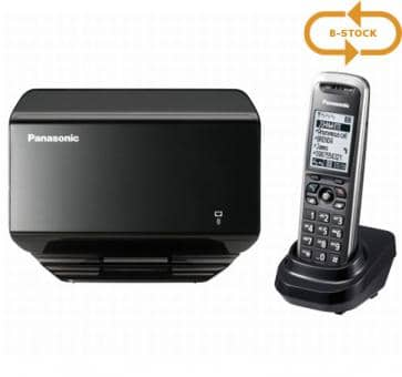 Panasonic KX-TGP500B01 DECT IP Phone B-Stock refurbished