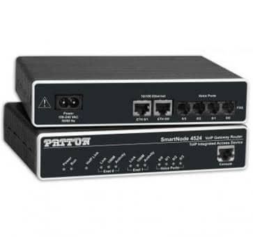 Patton Inalp SmartNode 4520 Series / SN4522/JO/EUI