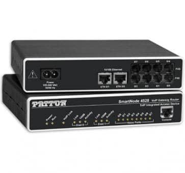 Patton Inalp SmartNode 4520 Series / SN4526/JS/EUI