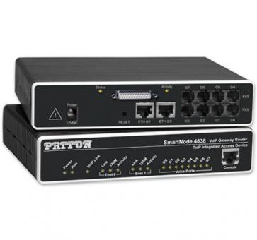 Patton Inalp SmartNode 4830 Series / SN4836/4JS2JOC/EUI