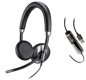Plantronics Blackwire 725-M Stereo Headset for Lync 202581-01