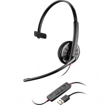 Plantronics Blackwire C310-M monaural USB Headset 85618-01