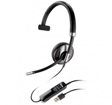 Plantronics Blackwire 710-M SfB Headset USB Bluetooth Mono N