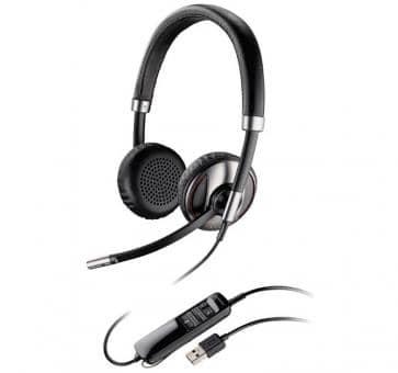 Plantronics Blackwire C720-M Stereo Headset 87506-11
