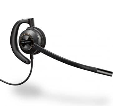 Plantronics EncorePro HW530 Mono Headset with NC 201500-02