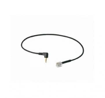Plantronics cable 2,5mm jack to RJ9 78333-01