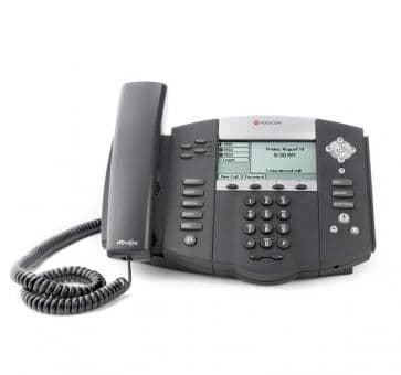Polycom SoundPoint IP 550 2200-12550-122