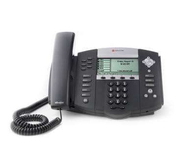 Polycom SoundPoint IP 650 2200-12651-025 (no PSU)