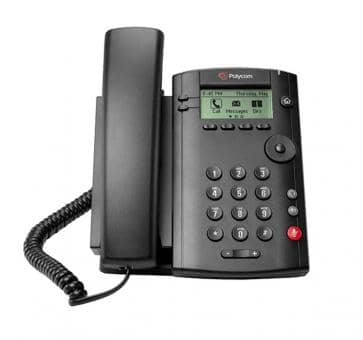 Polycom VVX101 IP phone  (no PSU) 2200-40250-025