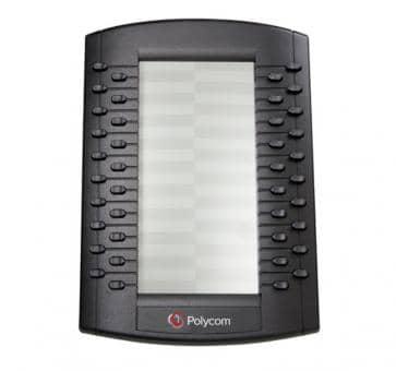 Polycom VVX Expansion Module black 2200-46300-025