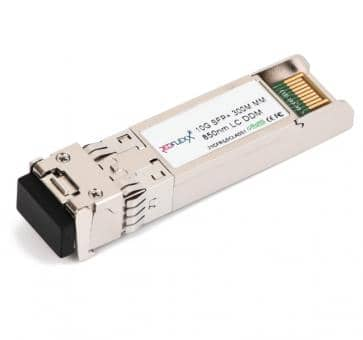 Redflexx 10301-C 10GBASE-SR SFP+ Extreme compatible Transceiver