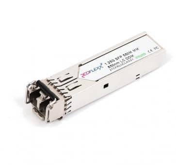 Redflexx JD118B-C 1000BASE-SX SFP HP compatible Transceiver