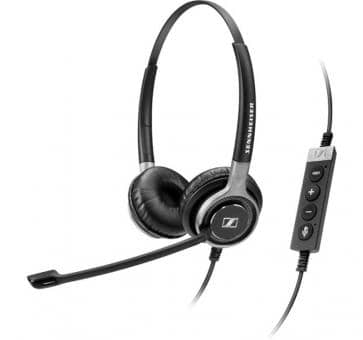 Sennheiser SC 660 Headset Duo USB with ActiveGard 504555