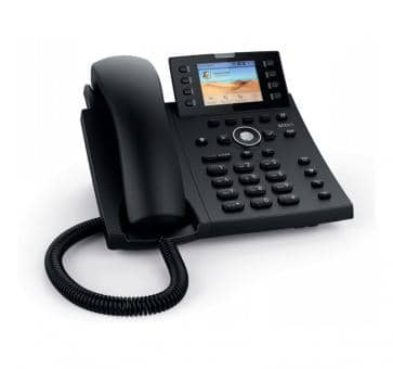 SNOM D335 IP VoIP phone PoE (without PSU)