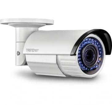 TRENDnet TV-IP340PI IP camera Outdoor 2MP 1080p PoE IR Bullet 2.8-12mm