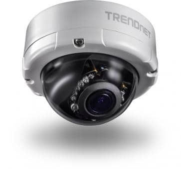 TRENDnet TV-IP345PI IP Kamera Outdoor 4MP Full HD PoE IR Fixed Dome 2.8-12mm