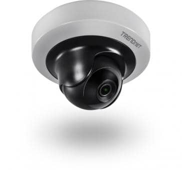 TRENDnet TV-IP410PI IP camera Indoor 2MP 1080p PoE IR Dome 2.8mm