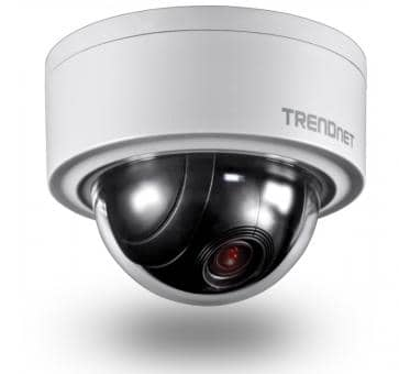 TRENDnet TV-IP420PI IP Kamera Outdoor 3MP HD PoE motorized Dome 2.8-12mm