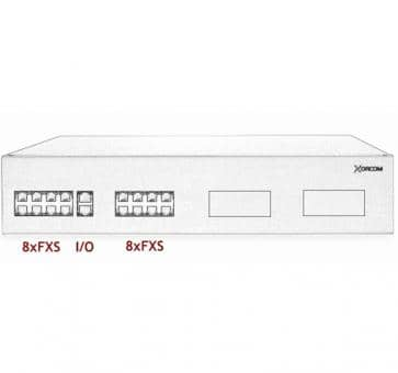 Xorcom IP PBX - 16 FXS - XR3003