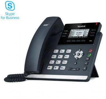 Yealink SIP-T41S IP phones Skype for Business  (without PSU)
