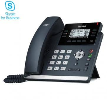 Yealink SIP-T42S IP phones Skype for Business  (without PSU)