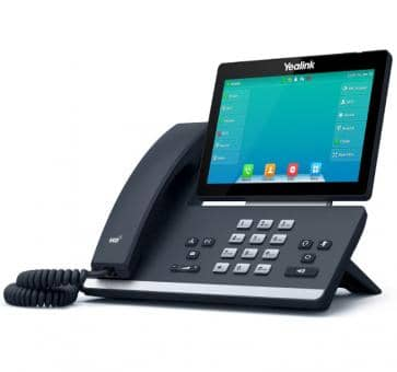 Yealink SIP-T57W SIP IP phone WiFi (without PSU)