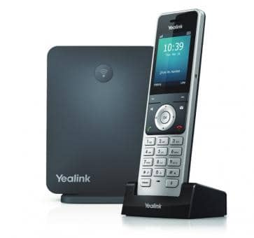 Yealink SIP-W60P IP DECT phone single cell